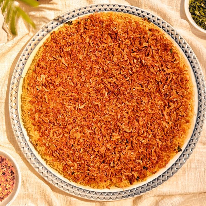 500g Tép Sấy (Ruốc Sấy) Tây Ninh (SIZE LỚN) - Ruốc sấy Đặc sản Tây Ninh - Làm  bánh tráng trộn, bắp xào cực ngon giá cạnh tranh