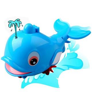 Đồ chơi phòng tắm hình cá heo cho bé shuishyshop squishy