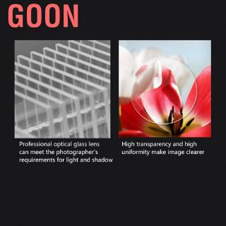 Goon 4pcs Camera ND-PL 2 in 1 Lens Filter Sets for Mavic Zoom ND8/16/32/64 RC Accessory