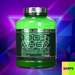 Whey Cao Cấp Whey Protein Isolate Scitec [2 kg] - Sữa Tăng Cơ Thủy Phân - Không Làm Nóng Gan - Chính hãng The Shape thumbnail