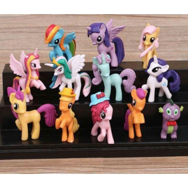 Combo 5 bộ set 12 chú ngựa Pony kích thước 7cm. - 3305480 , 522687380 , 322_522687380 , 300000 , Combo-5-bo-set-12-chu-ngua-Pony-kich-thuoc-7cm.-322_522687380 , shopee.vn , Combo 5 bộ set 12 chú ngựa Pony kích thước 7cm.