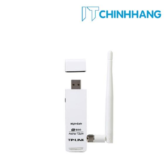 USB Kết Nối Wifi Tp-Link T2UH Băng Tần Kép - HÃNG PHÂN PHỐI CHÍNH THỨC