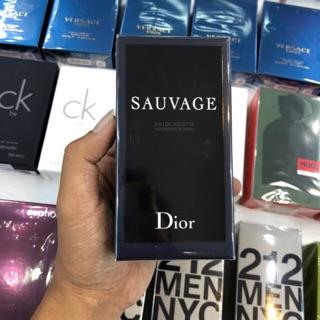 Yêu ThíchNước Hoa Nam Christian Dior Sauvage EDT 100ml