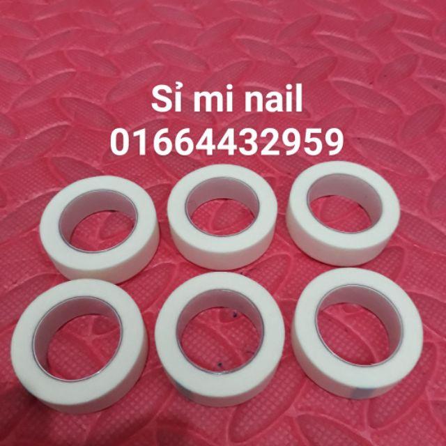 Băng dính lụa dán che mi dưới dễ nối, sản phẩm thông dụng cho thợ nối mi độ dính tốt độ bền băng dín - 3163613 , 1055785241 , 322_1055785241 , 5500 , Bang-dinh-lua-dan-che-mi-duoi-de-noi-san-pham-thong-dung-cho-tho-noi-mi-do-dinh-tot-do-ben-bang-din-322_1055785241 , shopee.vn , Băng dính lụa dán che mi dưới dễ nối, sản phẩm thông dụng cho thợ nối mi đ