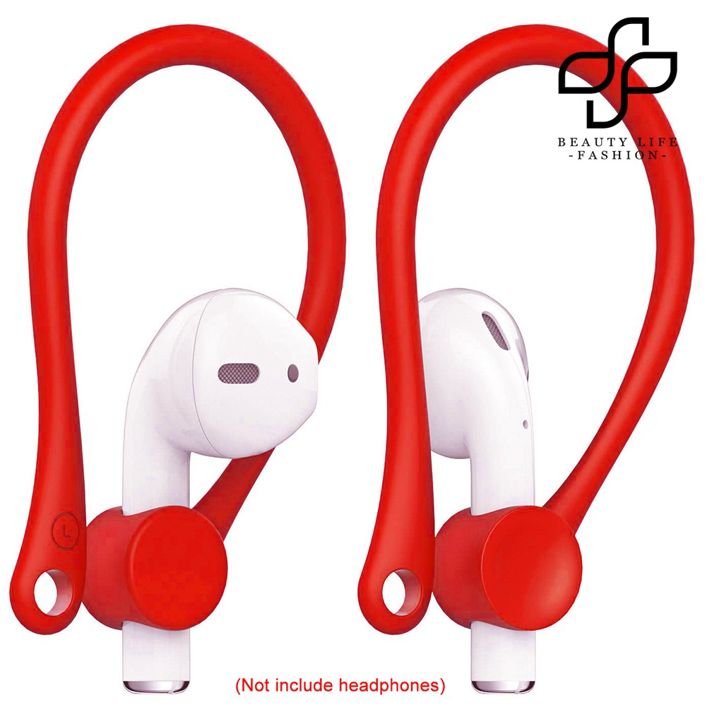 Set 2 Móc Tai Nghe Bluetooth Mini Chống Rơi Chuyên Dụng Dành Cho Air-Pods 1 2