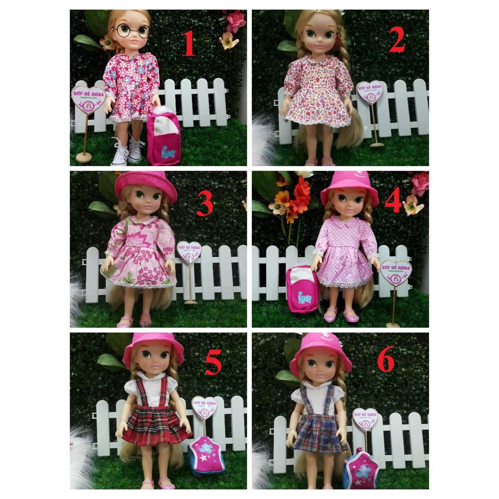 Quần áo búp bê Disney Animator, Toddler 16inch - Nhiều kiểu - 3452409 , 816917674 , 322_816917674 , 49999 , Quan-ao-bup-be-Disney-Animator-Toddler-16inch-Nhieu-kieu-322_816917674 , shopee.vn , Quần áo búp bê Disney Animator, Toddler 16inch - Nhiều kiểu