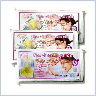 Combo 20g Khăn Vải Khô Đa Năng Hiền Trang (200gr)