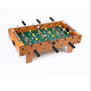 Bàn bi lắc/bóng đá mini size L ( 69cm x 37cm x 24cm )