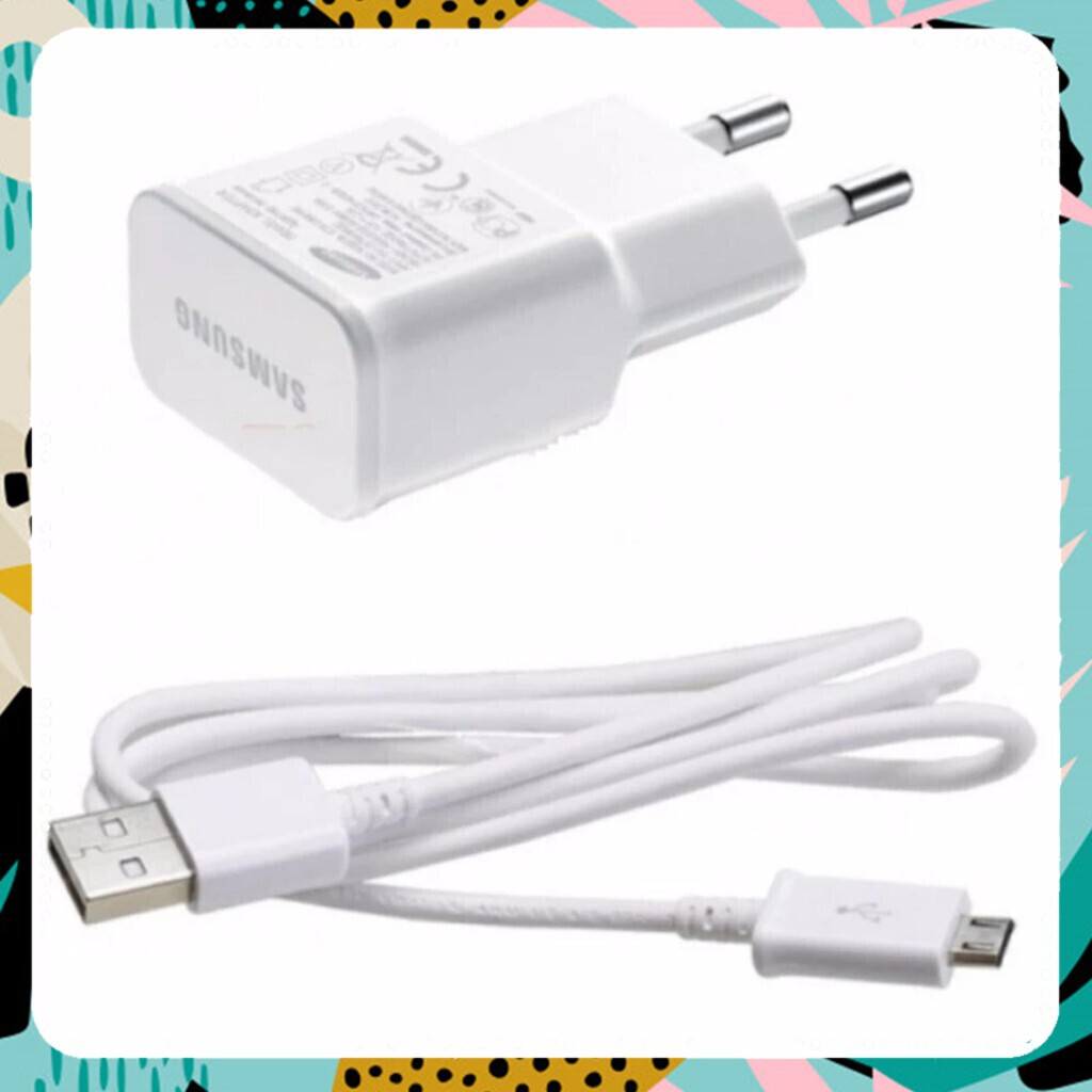 [SALE MẠNH] Bộ Sạc Cáp cho SAMSUNG, OPPA, SONY, LG.. 1A U102H + HOCO X2 MICRO USB