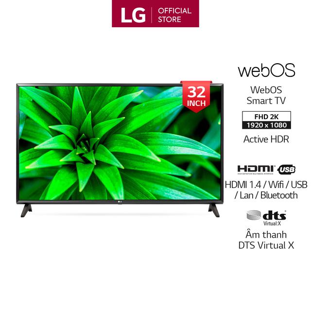 Smart Tivi LG 32 inch HD 32LM570BPTC - Model 2019 (Chính Hãng Phân Phối)