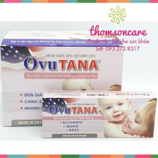 Que thử rụng trứng Ovutana - Chính xác cao - Hộp 1 que - Chính hãng. 3