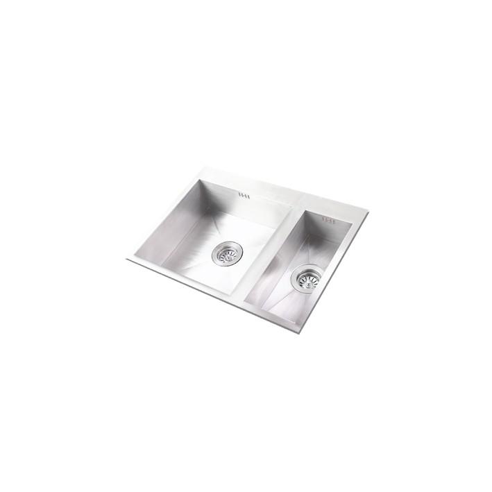 SE-1.5-6750 - Bồn rửa - INOX SUS 304 ( Sản xuất tại ThaiL
