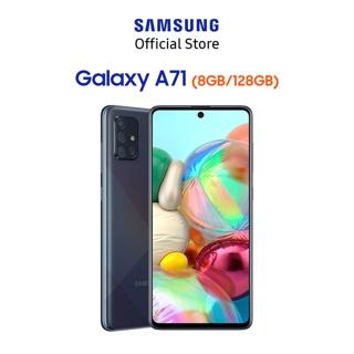 Điện Thoại Samsung Galaxy A71 8GB/128GB – Hàng Chính Hãng
