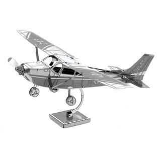 Lắp ghép mô hình 3D kim loại M6 – Cessna 172 – Đồ chơi lắp ráp – Mô hình kim loại