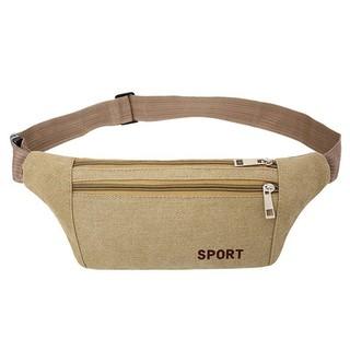 Túi đeo bụng mỏng sport, chống thấm,chống trầy, đa năng, tiện dụng