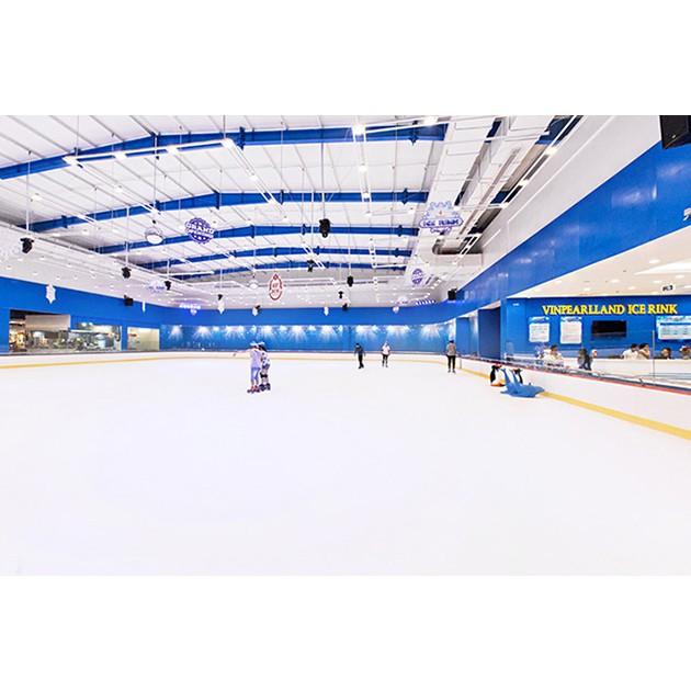 Hà Nội [Voucher] - Vé trượt băng người lớn tại sân trượt băng Vincom Royal City