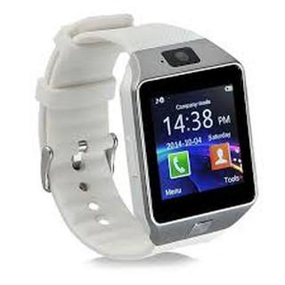 Đồng hồ thông minh Smart Watch Dz09 trắng thumbnail