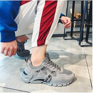 Giày Sneaker Nam TKTMS19 Giày Thể Thao Nam Tăng Chiều Cao Mẫu Hot Trend Chính Hãng TKT STORE Size (39-43) thumbnail