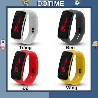 Đồng hồ thể thao Dotime nam nữ đeo tay đèn led siêu đẹp ZO77