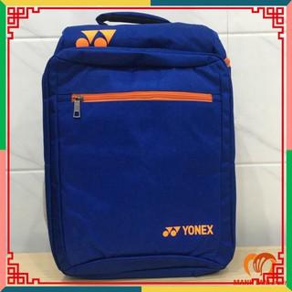"""[Ưu đãi] Balo thể thao cầu lông Yonex BAG006 xanh cam """""""