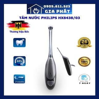TĂM NƯỚC PHILIPS HX8438 03 MÀU ĐEN thumbnail