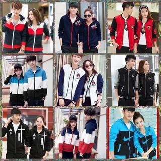Áo Khoác hoodie In Chữ Kapelan Cho Cặp Đôi
