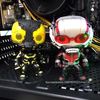 Mô hình Funko Antman and Yellow Jacket