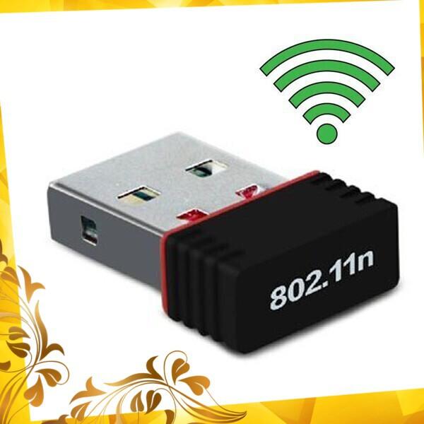 [Ảnh Thật]  Thu wifi 802.11 không Anten chính hãng