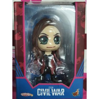 Mô hình nhân vật Cosbaby Scarlet Witch Civil War