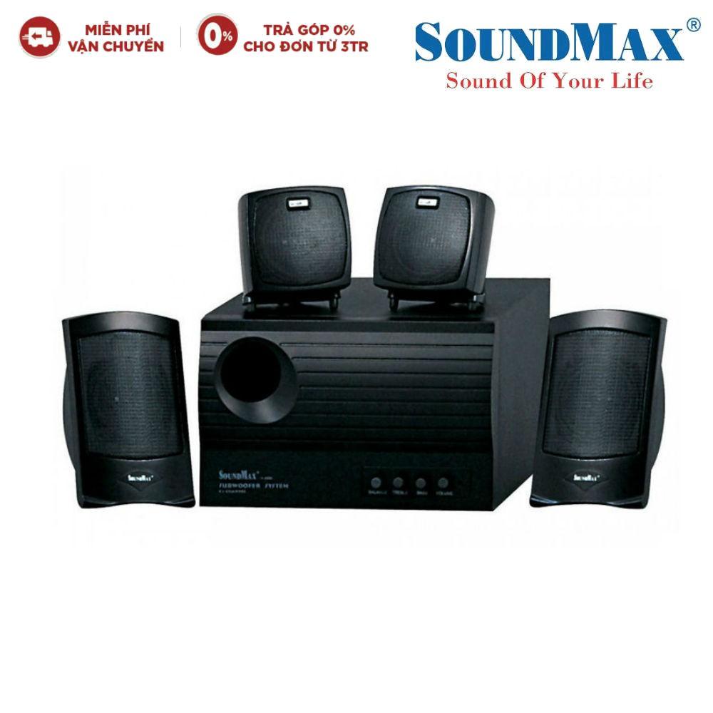 Loa Soundmax A4000/4.1 60W