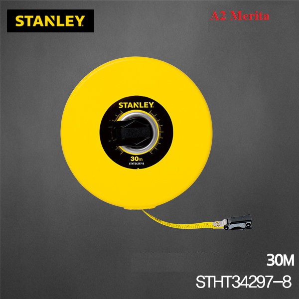 Thước dây sợi thủy tinh 30M Stanley STHT34297-8