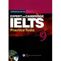 Expert On Cambridge IELTS Practice Tests 9 (Kèm CD) - 3506441 , 963789666 , 322_963789666 , 97000 , Expert-On-Cambridge-IELTS-Practice-Tests-9-Kem-CD-322_963789666 , shopee.vn , Expert On Cambridge IELTS Practice Tests 9 (Kèm CD)