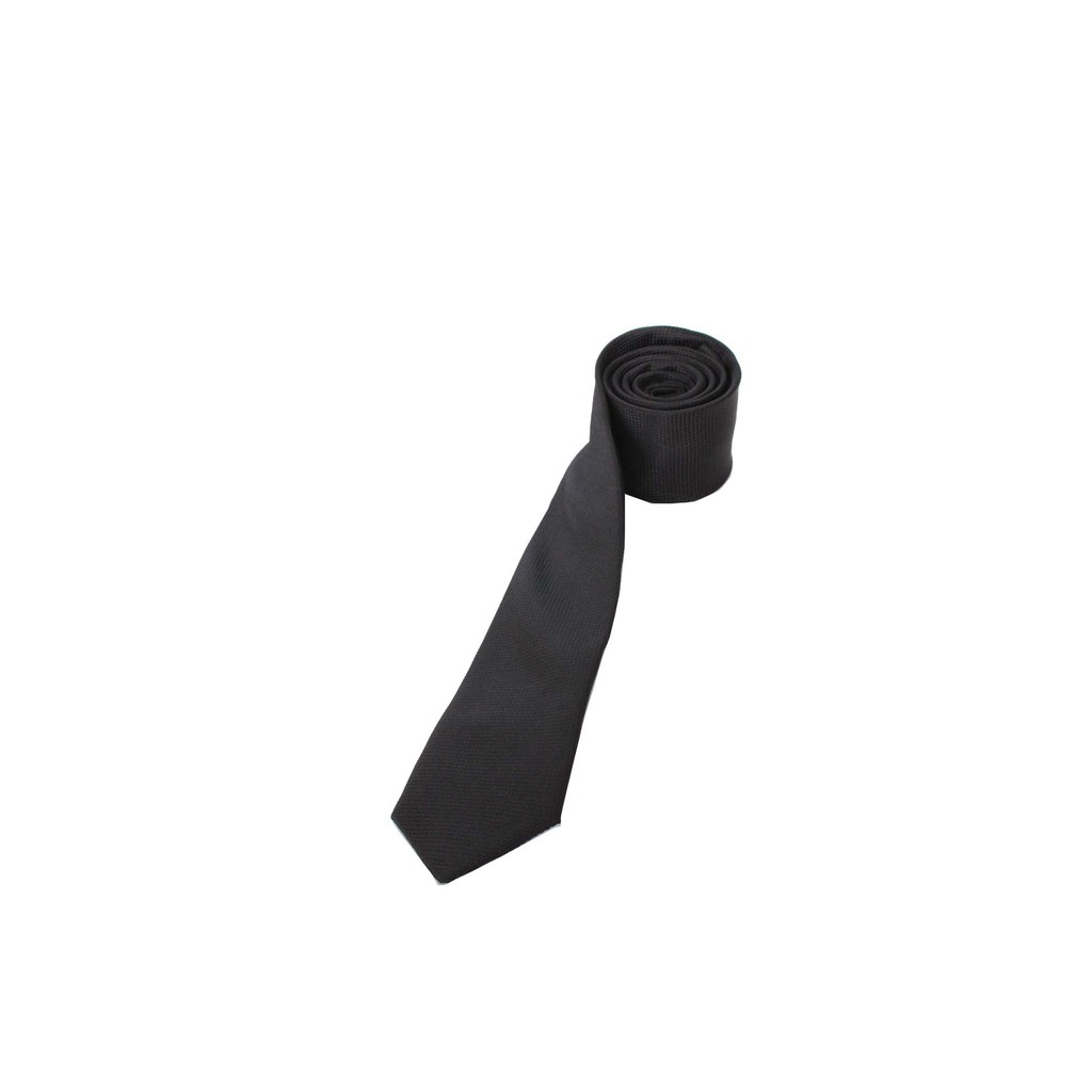 cà vạt nam đen bản nhỏ-caravat nam hàn quốc