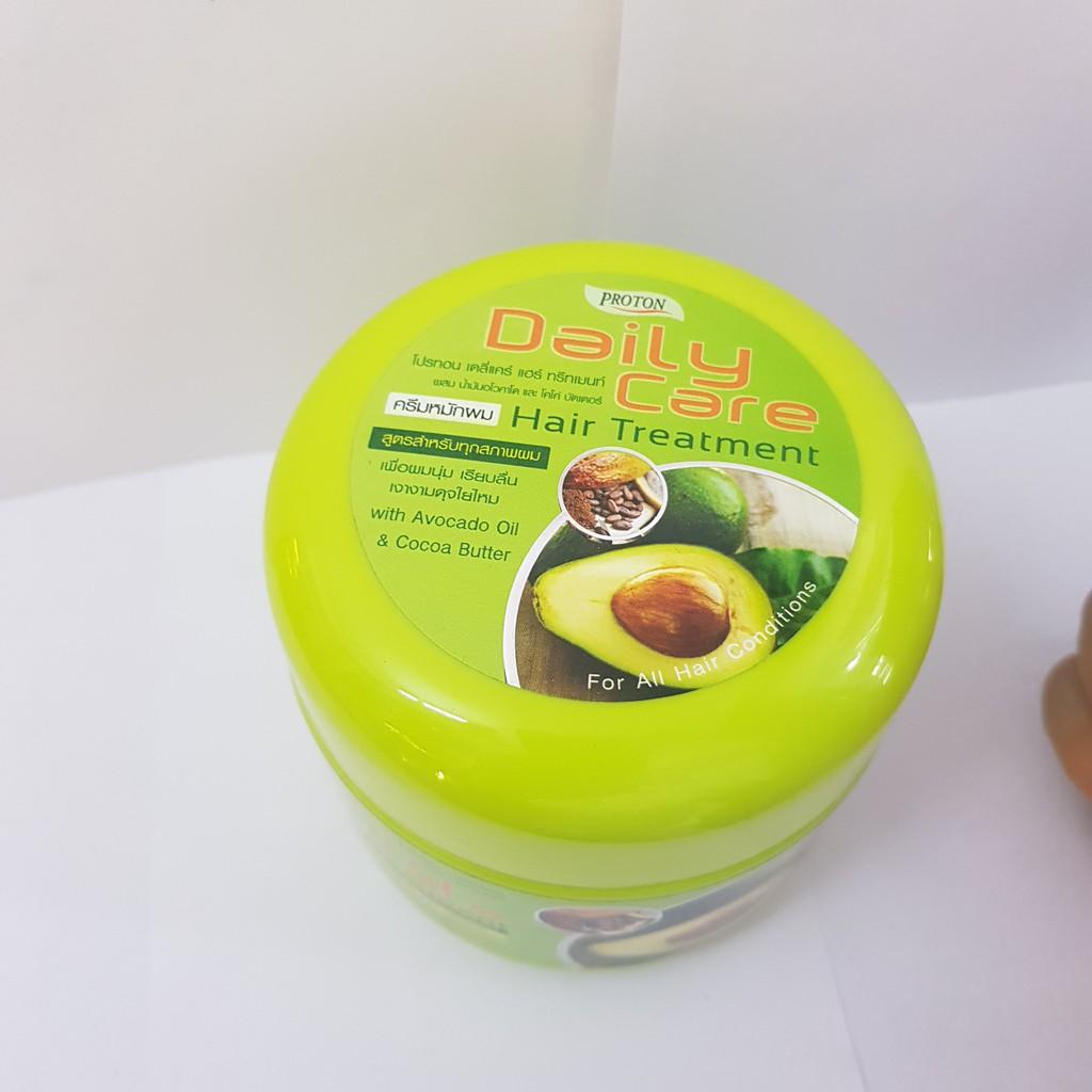 Kem Ủ Tóc Trái Bơ Daily Care Thái Lan 500ml