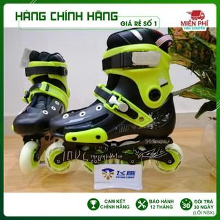 [CHÍNH HÃNG] Giày patin người lớn cao cấp Weiqiu F5166