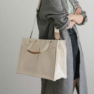 Túi xách nữ phong cách Hàn Quốc, túi vải đeo vai cá tính