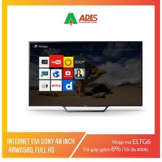 Internet Tivi Sony 40 inch 40W650D, Full HD