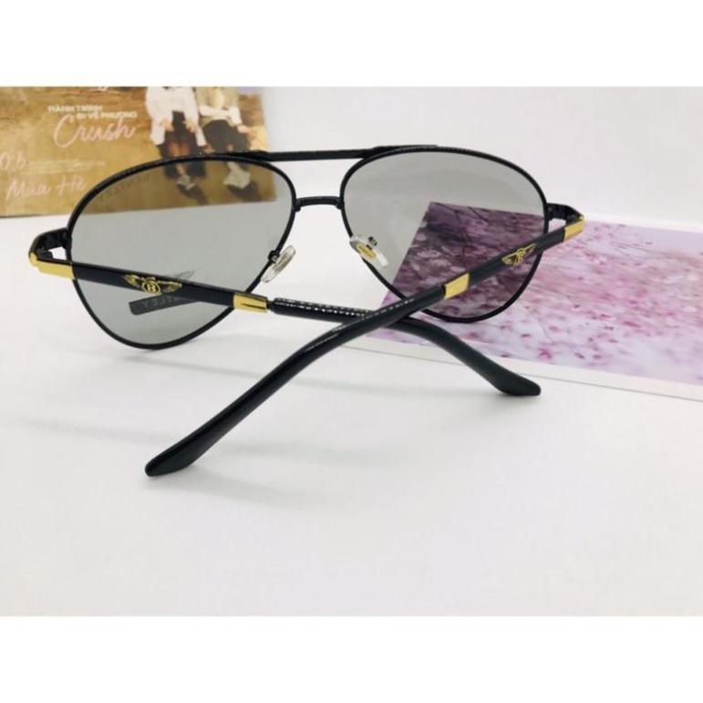 Kính Mắt Nam Hà Thành chống UV400, thiết kế mắt dễ đeo, màu sắc thời trang T11