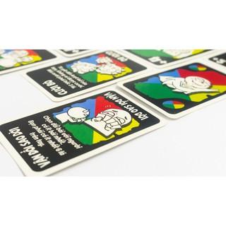 Thẻ bài Lầy - Party game lầy nhất hệ mặt trời - BOARDGAME VN-8