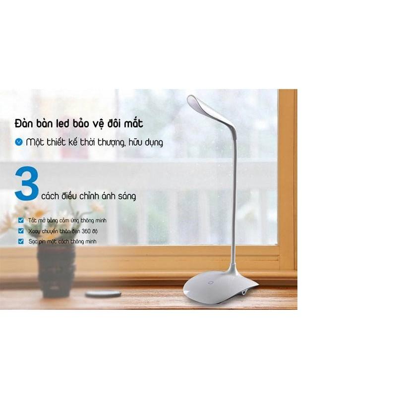 Đèn cảm ứng chống cận thị xoay 360 độ
