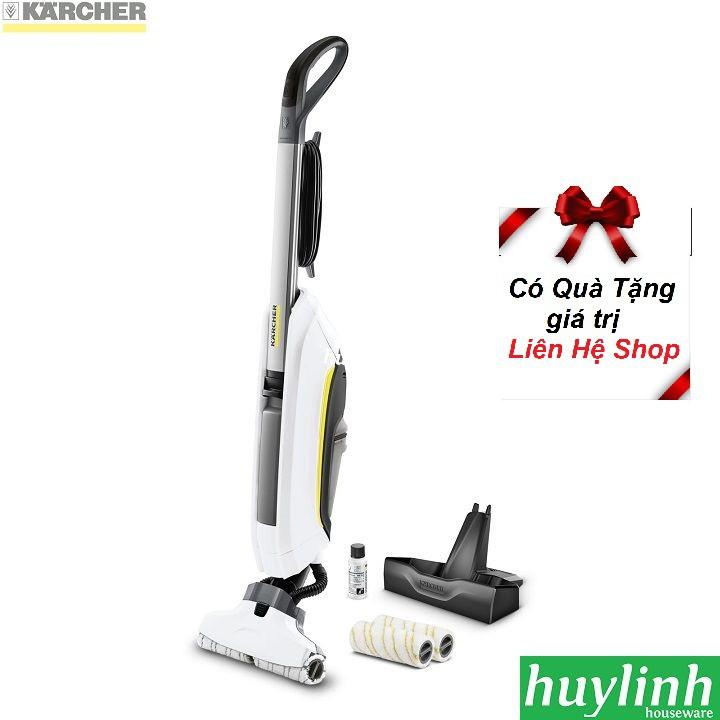 [Freeship hoặc có quà] Máy lau sàn hút bụi Karcher FC 5 Premium - Made i
