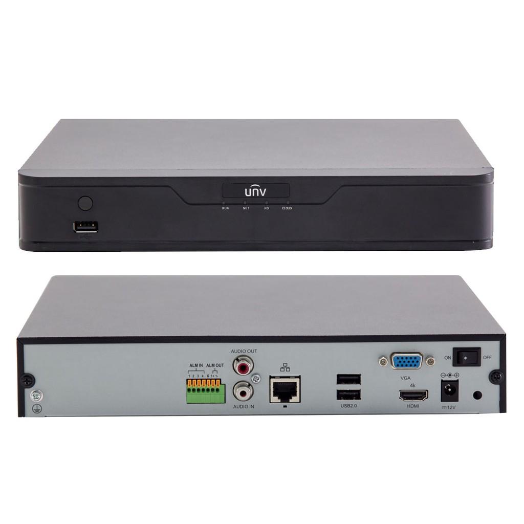 Đầu ghi hình camera IP 4/8 kênh UNV NVR301-04S /NVR301-08S