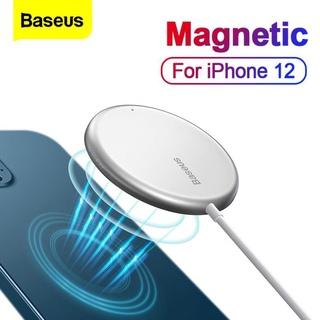 Bộ Sạc Không Dây Baseus Pd Từ Tính 15w Cho Iphone 12 Pro Max