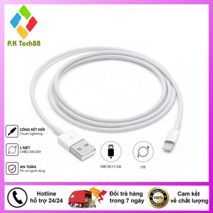 [GIẢM GIÁ] Dây sạc iphone foxconn - Cáp Sạc lightning Cho iPhone 5,6,7,8,x,xs  Tai nghe Bluetooth Airpod,i12