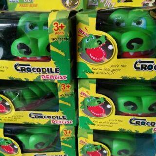 3 hộp khám răng cá sấu ( 35k / 1 hộp)