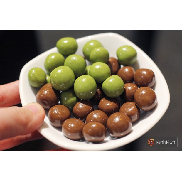 [HOT] Kẹo Kit Kat Bites dạng viên tròn siêu cute - gói 40g