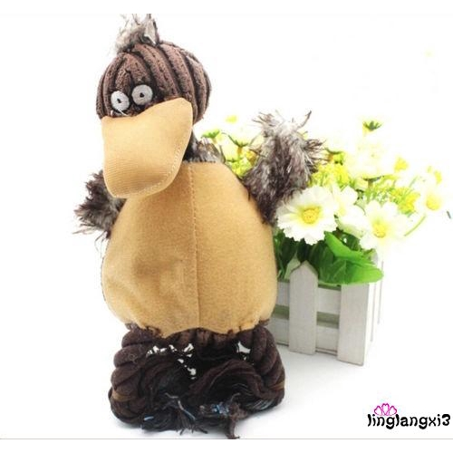XNV-Ostrich Sounding Toy Mixed Color