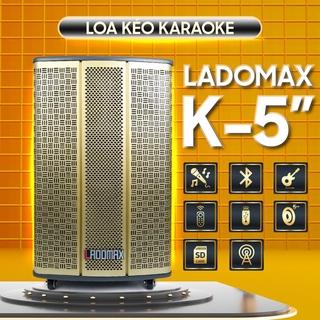 Loa kéo K-T517 Karaoke Loa kẹo kéo âm thanh chuẩn Loa thùng Chính hãng Hiện đại BH 1 năm