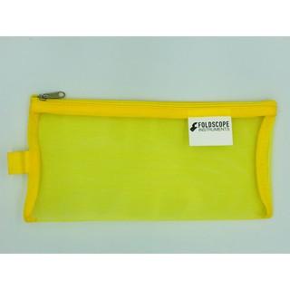 Túi Foldscope chính hãng. Dùng để đựng phụ kiện. Không bao gồm kính hay phụ kiện khác, chỉ có túi.