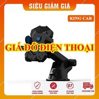 Giá đỡ điện thoại ô tô thông minh- kẹp giữ điện thoại xe hơi - Shop KingCar